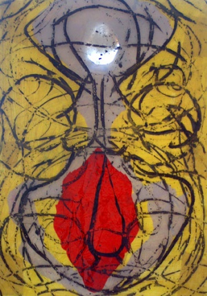 Lietajúci milenci Marca Chagalla